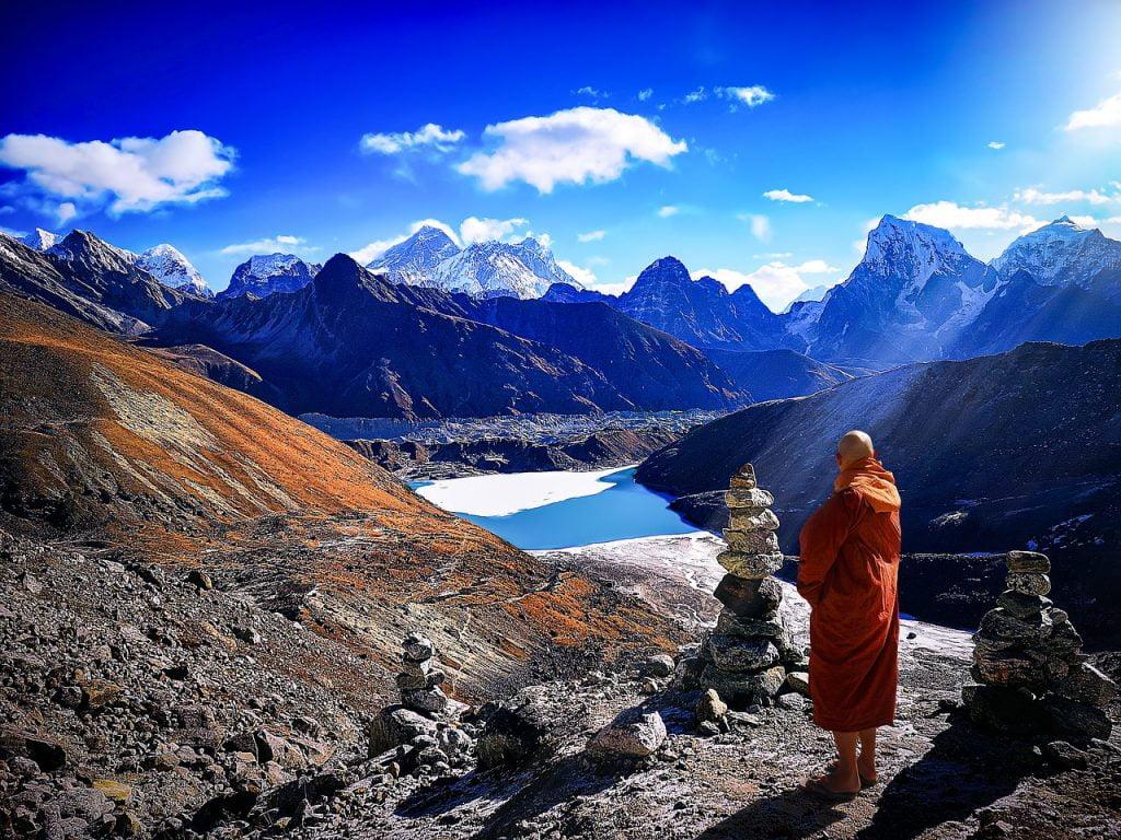 Everest,base,camp,vibrations,purete