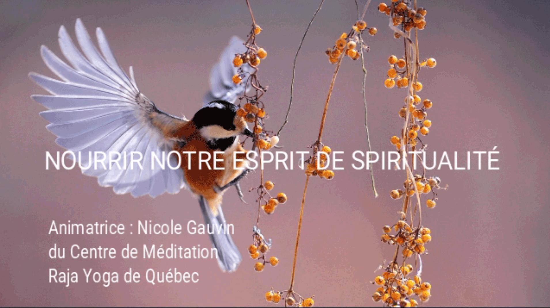 Spiritualité peur taux vibratoire
