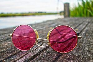 glasses, vision, attitude