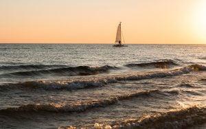 sail. douce, brise