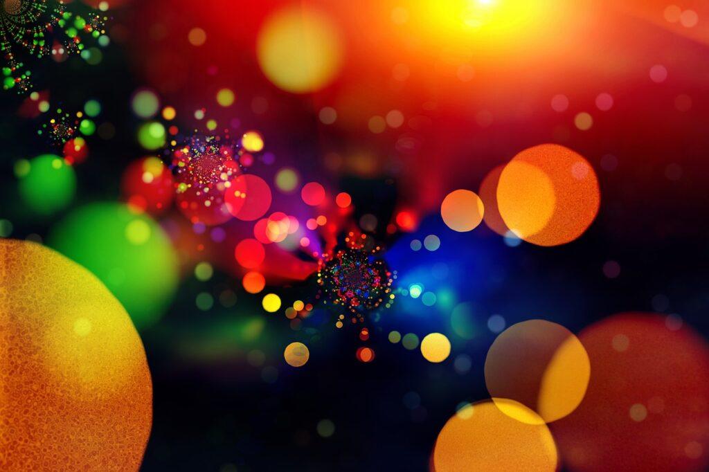 Boules de toutes les couleurs